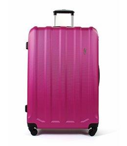 Line Fuse 77cm 4-wiel trolley Pink