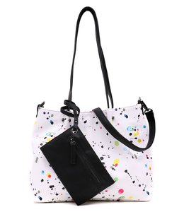 Emily & Noah 299 Bag in Bag white dots