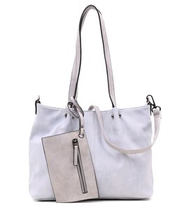 Emily & Noah 299 Bag in Bag sky-light grey