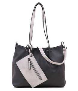Emily & Noah 300 Bag in Bag black-light grey