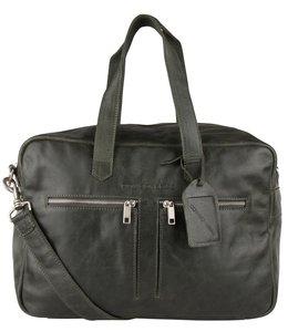 Cowboysbag Kyle 15.4 inch dark green