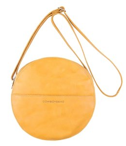 Cowboysbag Rounded Bag Clay amber