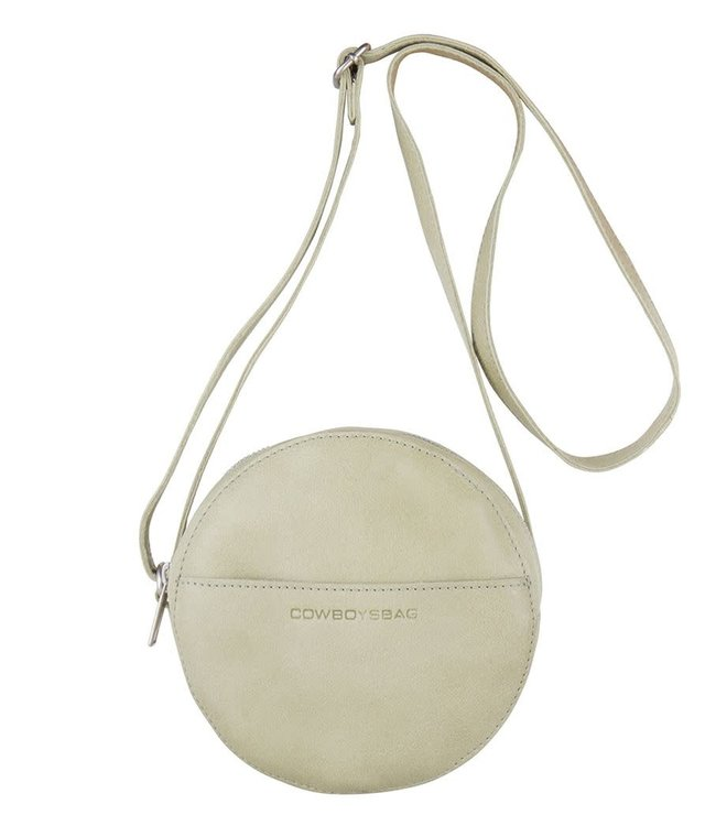 Cowboysbag Rounded Bag Carry soft green