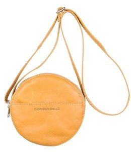 Cowboysbag Rounded Bag Carry amber