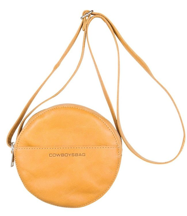 Cowboysbag Rounded Bag Carry amber