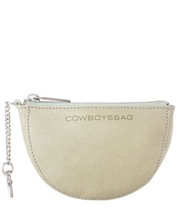 Cowboysbag Rounded wallet wylie soft green│sleuteletui
