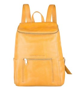 Cowboysbag Slanted backpack delta 13 inch amber