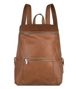 Cowboysbag Slanted backpack delta 13 inch camel