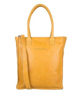 Cowboysbag Laptop bag woodridge 13 inch amber