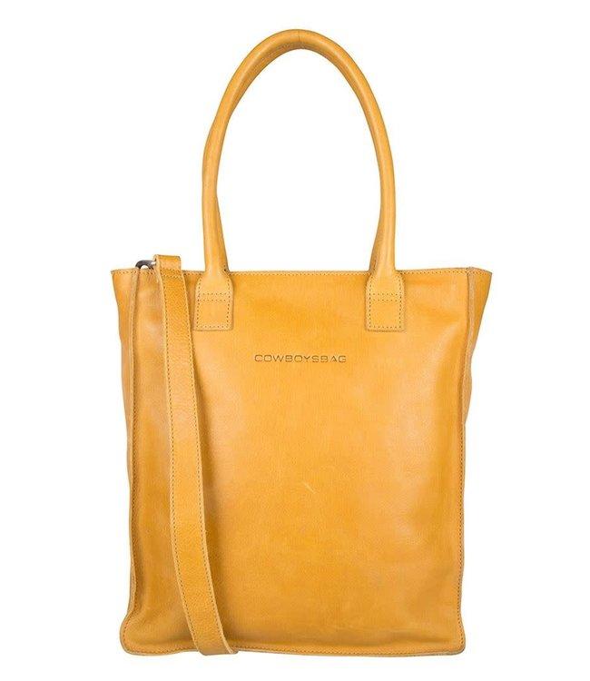 Cowboysbag Laptop bag woodridge 13 inch amber