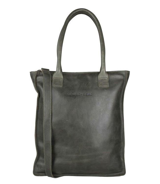 Cowboysbag Laptop bag woodridge 13 inch dark green