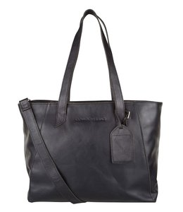 Cowboysbag Slanted bag jenner black