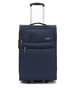 Line Brick 55cm Cabin Trolley dark navy