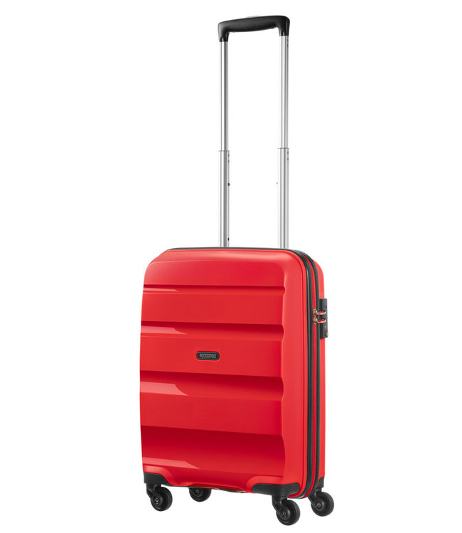 American Tourister Bon Air spinner S magma red