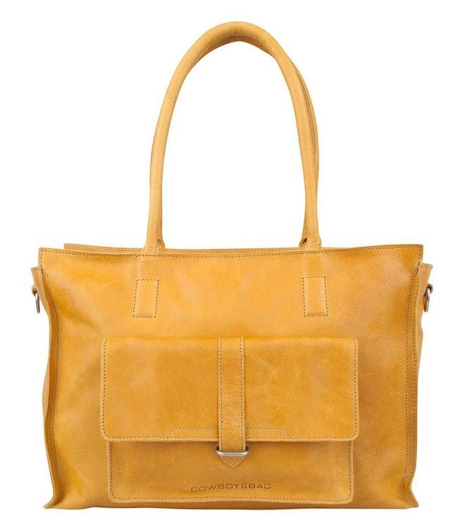 Cowboysbag Bag Edgemore amber