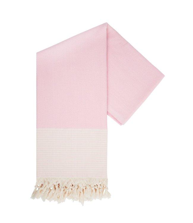 Suit Suit Fabulous fifties pink dust hammam towel