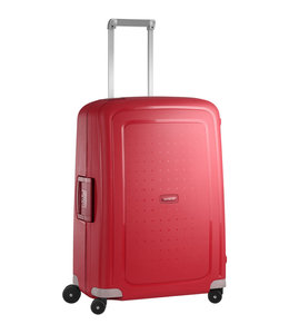 Samsonite SCure Spinner 69 cm crimson red