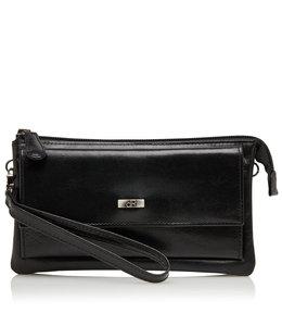H.J. de Rooy Pompia portemonnee-clutch