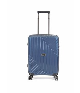 Oistr Cooper spinner 55cm handbagage trolley navy metallic