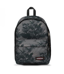 Eastpak Out of Office 27L rugzak dark forest black