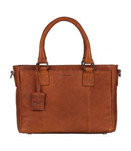 Burkely Antique Avery handbag s cognac