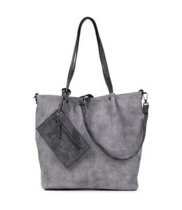Emily & Noah 300 Bag in Bag grey darkgrey