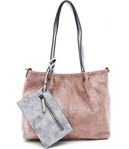 Emily & Noah 299 Bag in Bag rose grey