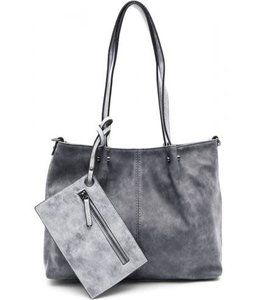 Emily & Noah 299 Bag in Bag darkgrey grey