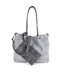 Emily & Noah 299 Bag in Bag light grey-grey