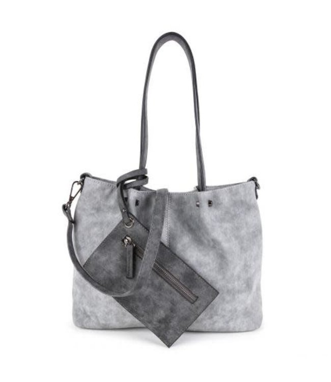 Emily & Noah 299 Bag in Bag light grey-grey