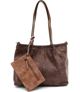Emily & Noah 299 Bag in Bag bruin cognac