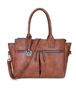 "Wimona 2031 catarina one dames 15.4"" laptoptas"