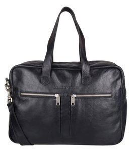 Cowboysbag Kyle 15.4 inch laptoptas black