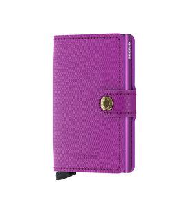 Secrid Miniwallet Rango violet
