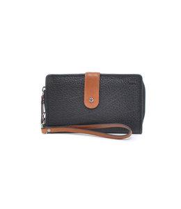 Berba ladies wallet 121-920 zwart