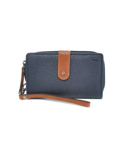 Berba ladies wallet 121-920 blauw