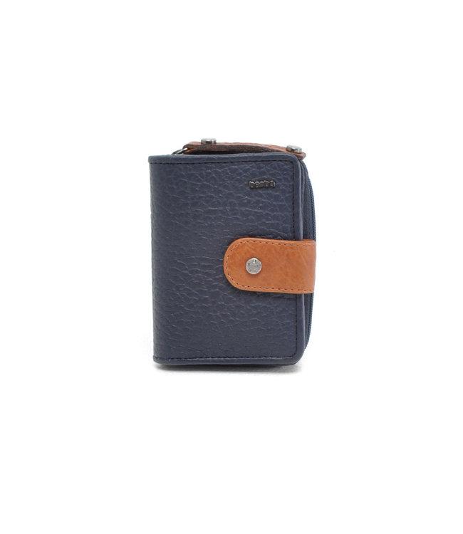 Berba ladies wallet 121-910 blauw