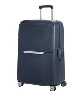 Samsonite Magnum spinner 75 dark blue-lichtgewicht reiskoffer