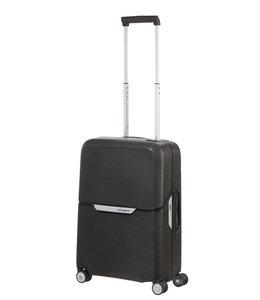 Samsonite Magnum spinner 55 black-lichtgewicht handbagage