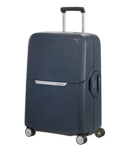 Samsonite Magnum spinner 69 dark blue-lichtgewicht reiskoffer