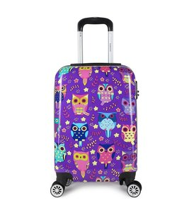 Decent Forenza 55cm trolley owls