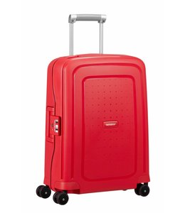 Samsonite SCure Spinner 55 cm crimson red