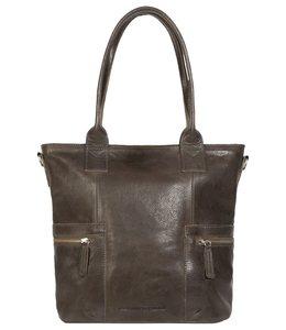 Cowboysbag Puzzle bag Wilsall dark taupe