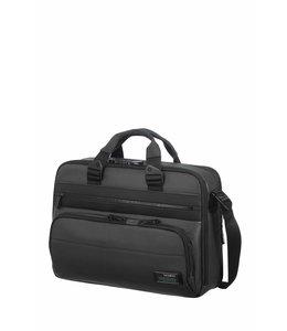 "Samsonite Cityvibe 2.0 laptop bailhandle 15.6"" jet black"