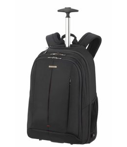 "Samsonite GuardIT 2.0 laptop backpack on wheels 17.3"" black"