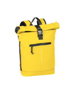New Rebels Mart Rol waterproof rolltop backpack yellow