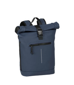 New Rebels Mart Rol waterproof rolltop backpack navy