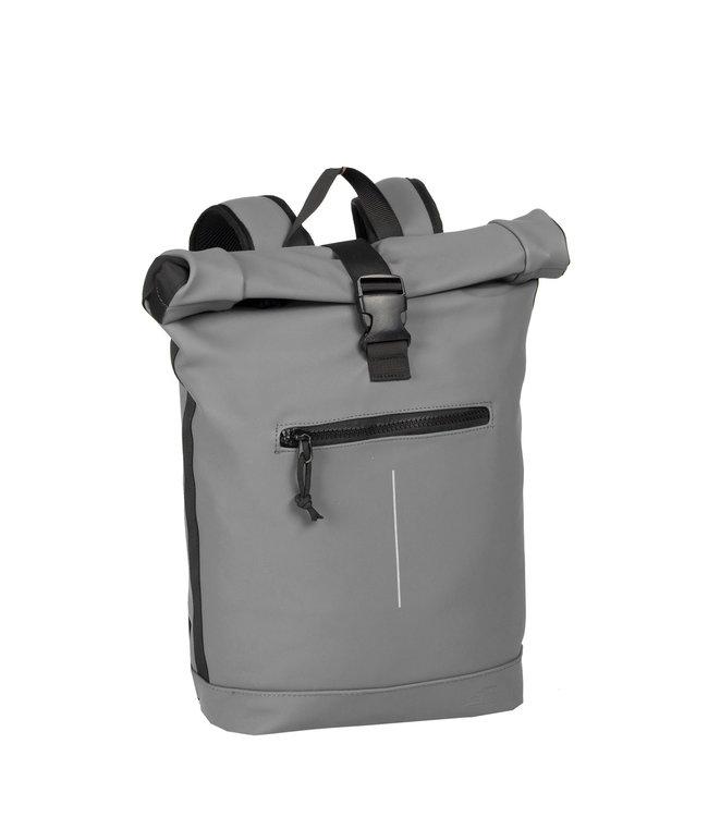 New Rebels Mart Rol waterproof  backpack antracite
