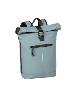 New Rebels Mart Rol waterproof rolltop backpack soft blue