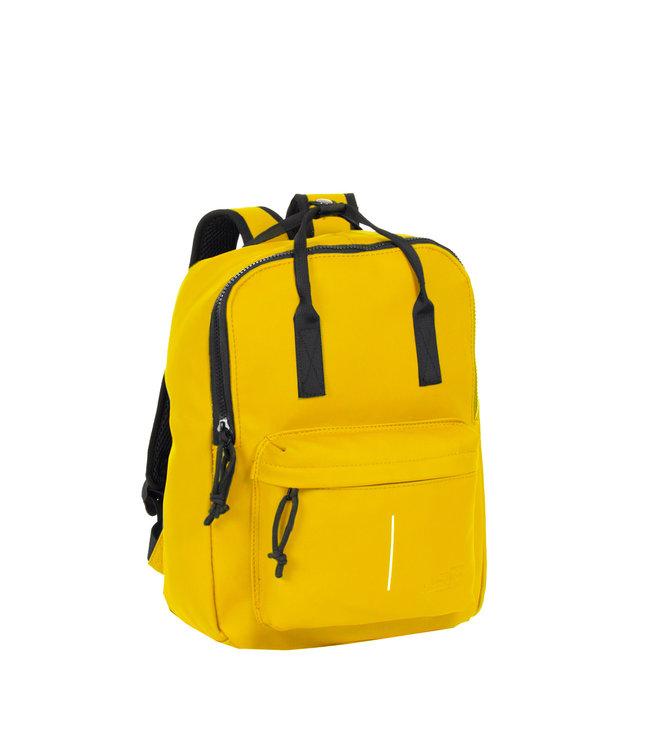 New Rebels Mart Handel waterproof backpack yellow
